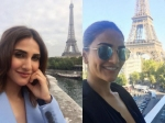 Pictures Of Vaani Kapoor In Paris Viva La France