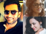 Prithviraj Parvathy And Nithya Menen For A Sci Fi Thriller