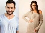Amyra Dastur S Cameo Act In Saif Ali Khan S Next