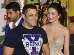Is Amy Jackson The New Girl In Salman Khan Life
