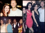 Shahrukh Khan Jhanvi Kapoor Spotted With Coldplay Chris Martin Picture