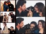 Shahrukh Khan Kajol Pictures Kolkata Film Festival Rahul Anjali Moment
