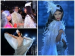 Shweta Bachchan Nanda Walks The Ramp Bachchans Cheer For Her Picures
