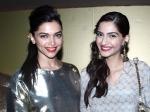 Sonam Kapoor Takes A Dig At Deepika Padukones Hollywood Career