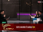 Shahrukh Khan Alia Bhatt Rapid Fire Round Koffee With Karan Sneak Peek