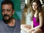Sayyeshaa Saigal To Star In Sanjay Dutt S Bhoomi
