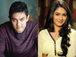 Tv Star Mrunal Thakur To Star Alongside Aamir Khan In Thugs Of Hindostan
