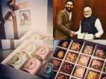 See Here Yuvraj Singh And Hazel Keech Wedding Card And Sweets