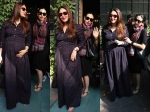 Eight Months Pregnant Kareena Kapoor Spotted Pictures