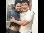 I Think Jackie Chan Always Wanted Do Bollywood Number Disha Patani