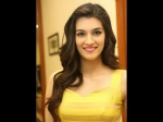 Never Thought Of Becoming An Actor Kriti Sanon