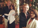 Aashka Goradia Brent Goble Engaged Brent Went Down On His Knees For Aashka