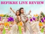 Befikre Review Live Audience Response Ranveer Singh Vaani Kapoor