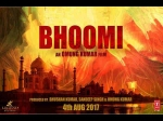 The First Teaser Poster Of Sanjay Dutt S Bhoomi Is Out