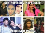 Pratyusha Banerjee Suicide Hina Khan Parth Samthaan Other Controversies Rocked Tv