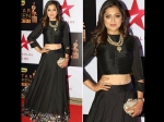 Star Screen Awards 2016 When Drashti Dhami Met Salman Khan