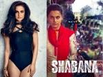 Elli Avram To Star In Akshay Kumar Taapsee Pannu S Naam Shabana