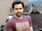 Emraan Hashmi Tweets A Picture From Baadshaho Shoot In Jodhpur