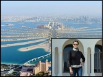 Gauri Khan Strikes A Pose At Her Signature Villa In Dubai Palm Jumeirah