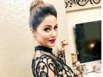 Hina Khan Karishma Tanna In Bigg Boss