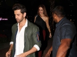 Hrithik Roshan Ex Wife Sussanne Khan Spotted Together On Dinner Date Latest Pictures