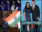 Priyanka Chopra Spotted With David Beckham At The Unicef Event Pictures