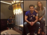 Ranbir Kapoor Poses With Gauri Khan In His New House See The First Picture