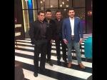 Salman Sohail Arbaaz On 100th Episode Of Koffee With Karan