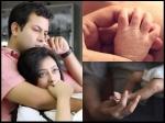 Shweta Tiwari Abhinav Kohli Share Adorable Pictures Newborn Reyansh