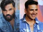 Suniel Shetty Akshay Kumar To Reunite For Hera Pheri
