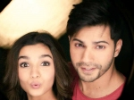 Varun Dhawan Posts A Picture From Badrinath Ki Dulhania Photoshoot