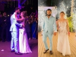 Yuvraj Singh And Hazel Keech Goa Wedding Inside Pictures Of The Reception