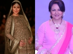 Sharmila Tagore Advising Kareena Kapoor To Deliver The Baby In London Because Of The Paparazzi?