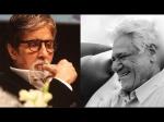 Amitabh Bachchan Talks About Om Puri How He Felt Funeral