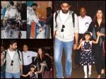 Aishwarya Rai Bachchan Makes Heads Turn Returns From Dubai Spotted With Aaradhya Abhishek Pictures