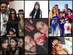 Aishwarya Rai Kareena Kapoor Deepika Katrina Others Celebrated New Year 2017 Pictures