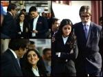 Amitabh Bachchan Meets Navya Naveli Agstya Nanda See Their Latest Pictures