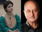 Anupam Kher Opens Up About The Zaira Wasim Controversy
