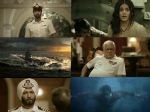 The Ghazi Attack Official Trailer Starring Rana Daguubati Taapsee Pannu