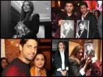 Gauri Khan Shweta Bachchan Shahrukh Khan Spotted At Karan Johar Book Launch Pictures