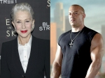 Helen Mirren Threatened Vin Diesel To Beat Him Up