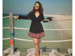 Holiday Diaries Parineeti Chopra Soaks In The Sun In Dubai