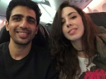 Hunterrr Star Gulshan Devaiah Gets Stranded At Istanbul Airport With His Wife Kalliroi Tziafeta