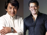 Jackie Chan To Have A Private Dinner With Salman Khan