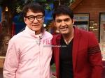 Jackie Chan Promotes Kung Fu Yoga On The Kapil Sharma Show