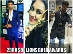Lions Gold Awards Winners List Edkv Namik Paul Nikita Dutta Beyhadh Kushal Others Shine
