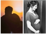 Nisha Rawal Announced Pregnancy Baby Bump Pic Karan Mehra Adorable Message