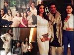Pictures Sridevi Daughter Jhanvi Kapoor Parties With Sonakshi Sinha Kriti Sanon Manish Malhotra