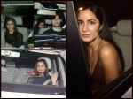 Pictures Katrina Alia Parineeti Ranveena Others At Sidharth Malhotra Birthday Bash