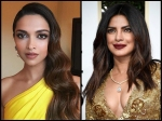 Priyanka Chopra At Golden Globe Awards 2017 Red Carpet Deepika Padukone Looked Hot In Yellow